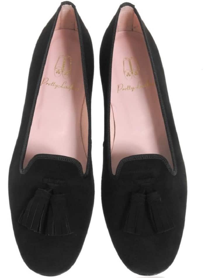 נעלי בובה נעלי בלרינה נעליים שטוחות נעליים נוחות ballerinas