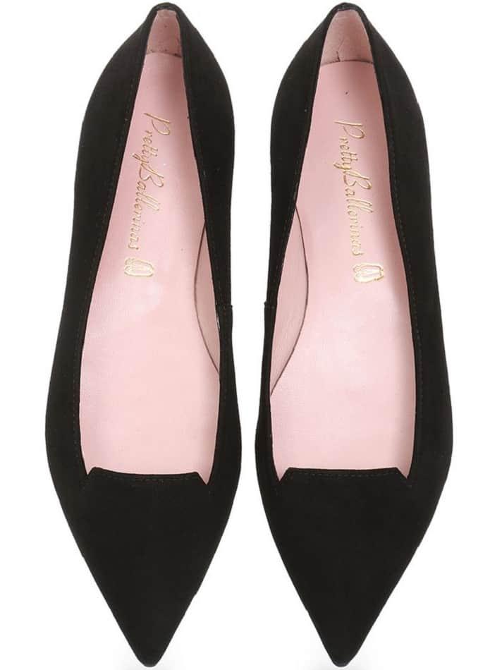 נעלי בובה|נעלי בלרינה|נעליים שטוחות|נעליים נוחות|ballerinas