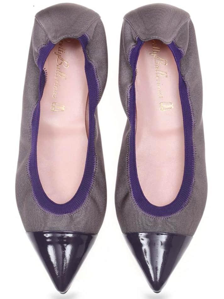 Desert Sands|שחור|חום|ניוד|נעלי בובה|נעלי בלרינה|נעליים שטוחות|נעליים נוחות|ballerinas