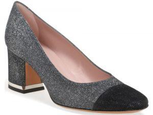Glamour|שחור|עקב|נעלי עקב|Heels
