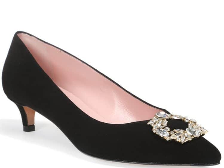 On Top|שחור|עקב|נעלי עקב|Heels