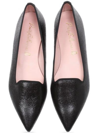 Live Your Dream|שחור|נעלי בובה|נעלי בלרינה|נעליים שטוחות|נעליים נוחות|ballerinas
