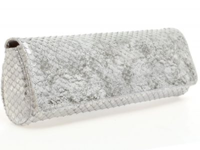 Silver Croc Class|כסף|ערב|תיק ערב|תיק קלאץ'|אקססוריז