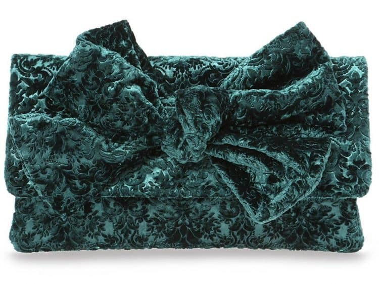 Emerald Chateau ירוק ערב תיק ערב תיק קלאץ' אקססוריז