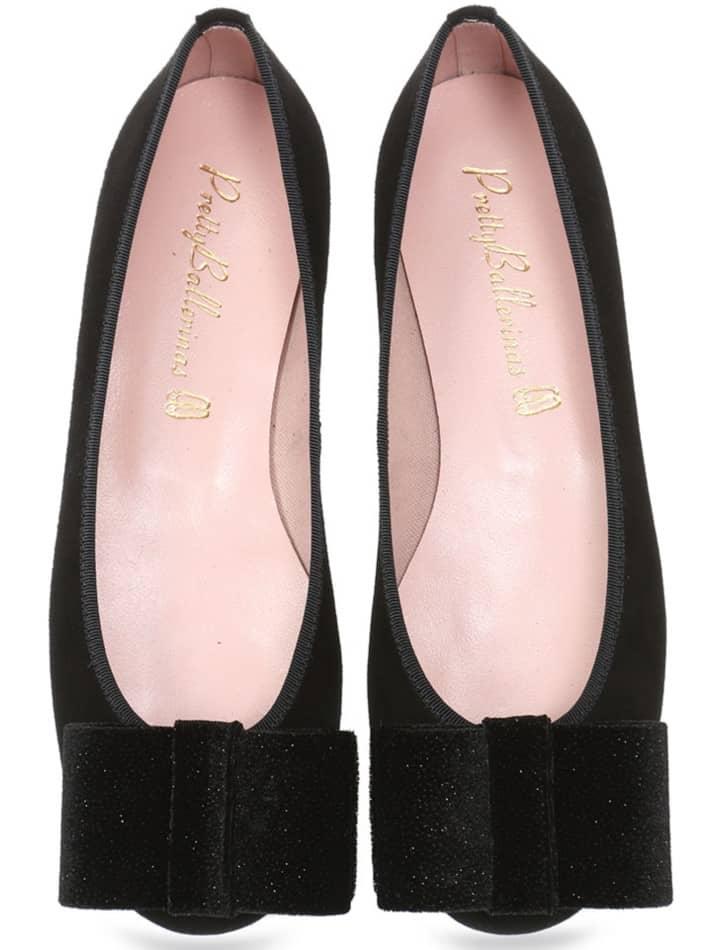 Blacks on Blacks|שחור|נעלי בובה|נעלי בלרינה|נעליים שטוחות|נעליים נוחות|ballerinas