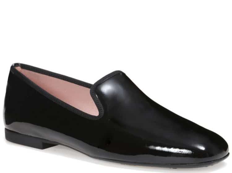 Dirty Dancing|שחור|נעלי בובה|נעלי בלרינה|נעליים שטוחות|נעליים נוחות|ballerinas
