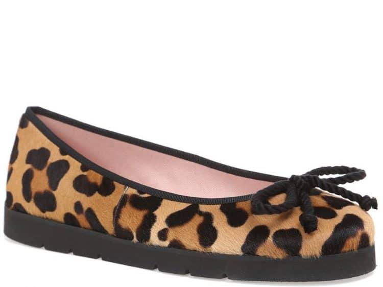 Classic Leopard|חום|נעלי בובה|נעלי בלרינה|נעליים שטוחות|נעליים נוחות|ballerinas