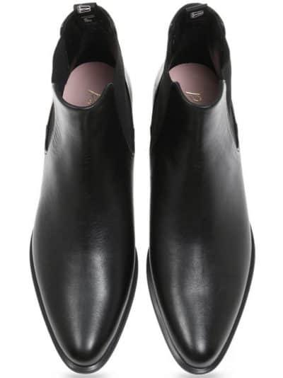 Classic Boots|שחור|מגפונים|מגפוני נשים|מגפוני עקב