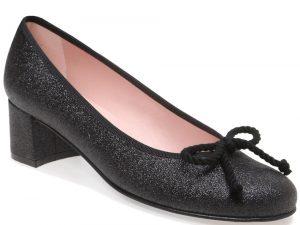 Diva|שחור|עקב|נעלי עקב|Heels