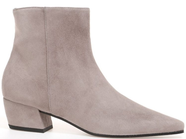 Day Point Boots|אפור|מגפונים|מגפוני נשים|מגפוני עקב