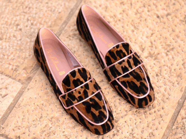 נעליים עם הדפסי חיות   Pretty Ballerinas   Animal Print