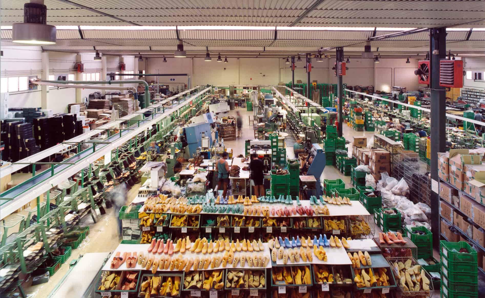 המפעל באי מנורקה