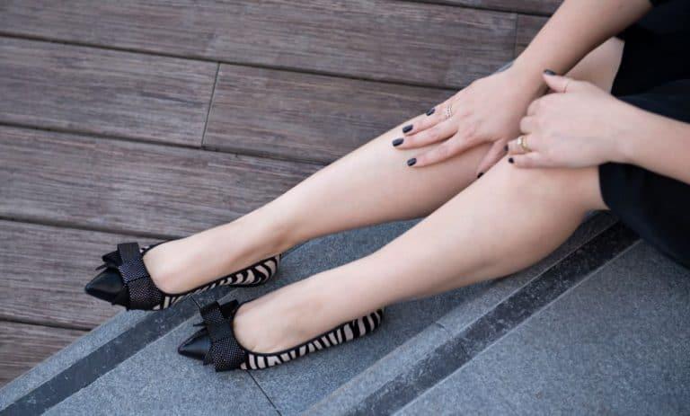 נעלי שפיץ שמחמיאות לרגל ולכל הלוק