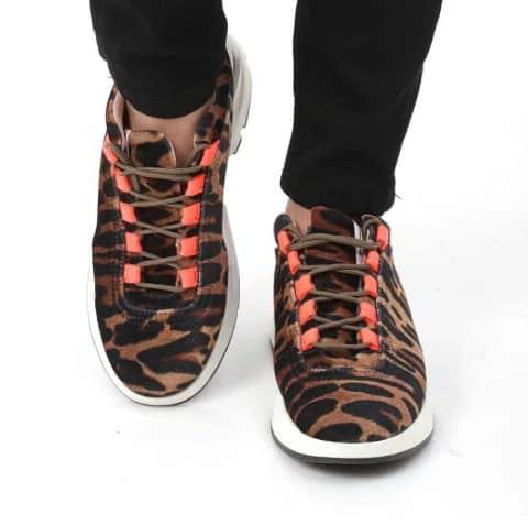 Glam model sneakers