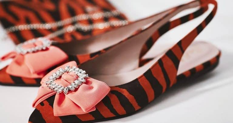 נעליים עם פפיון
