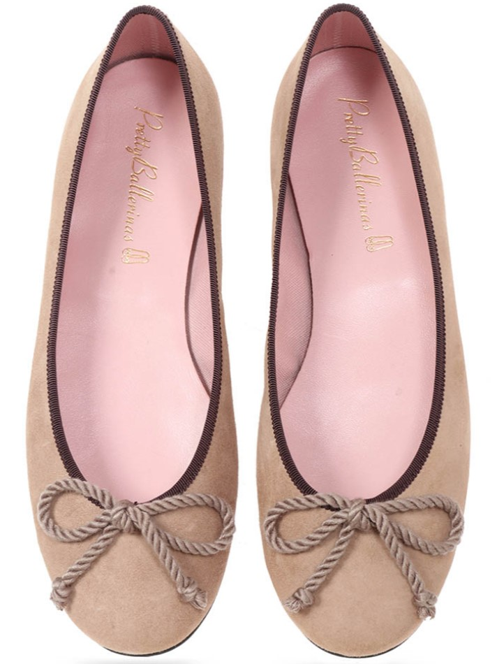 Everly|כאמל|נעלי בובה|נעלי בלרינה|נעליים שטוחות|נעליים נוחות|ballerinas