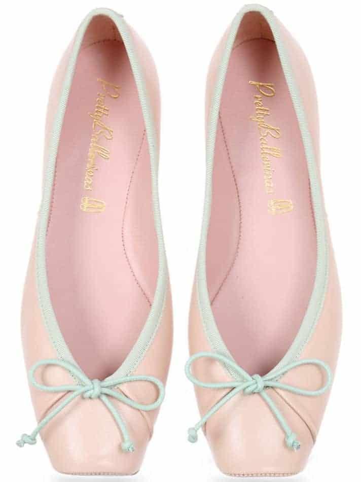 Rosa Sun Point|זהב|נעלי בובה|נעלי בלרינה|נעליים שטוחות|נעליים נוחות|ballerinas