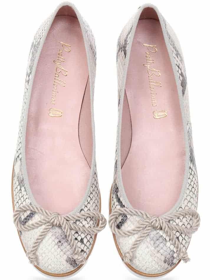 Kruger|חום|נעלי בובה|נעלי בלרינה|נעליים שטוחות|נעליים נוחות|ballerinas