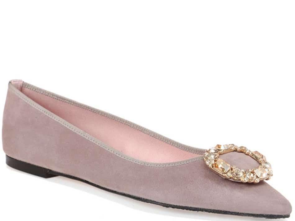 Promo|ורוד|ניוד|נעלי בובה|נעלי בלרינה|נעליים שטוחות|נעליים נוחות|ballerinas