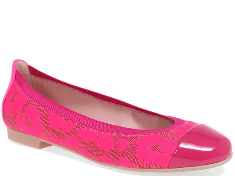Emilysi|ורוד|נעלי בובה|נעלי בלרינה|נעליים שטוחות|נעליים נוחות|ballerinas