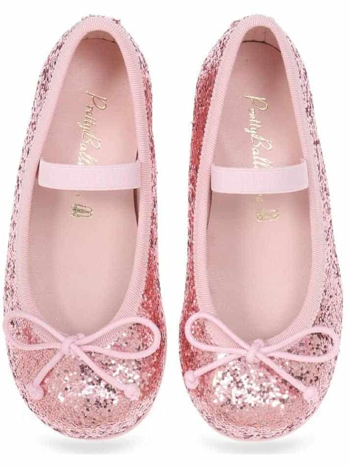 Pink Sparkle Heel|ורוד|נעלי עקב לילדות|עקבים|עקב|Heels