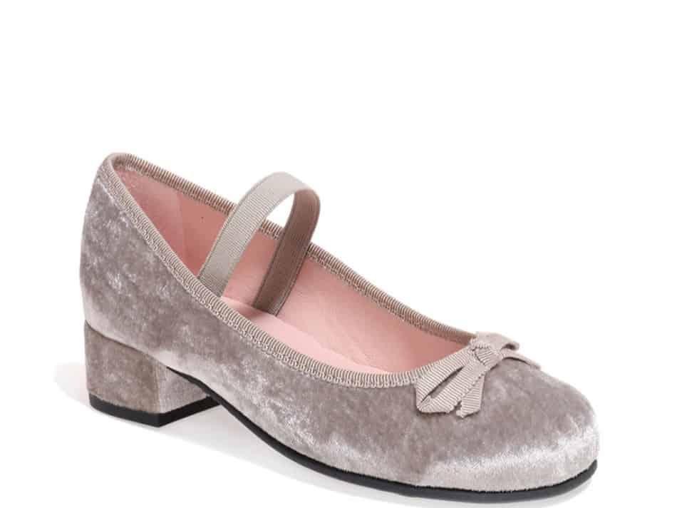 Harper|פנינה|נעלי עקב לילדות|עקבים|עקב|Heels
