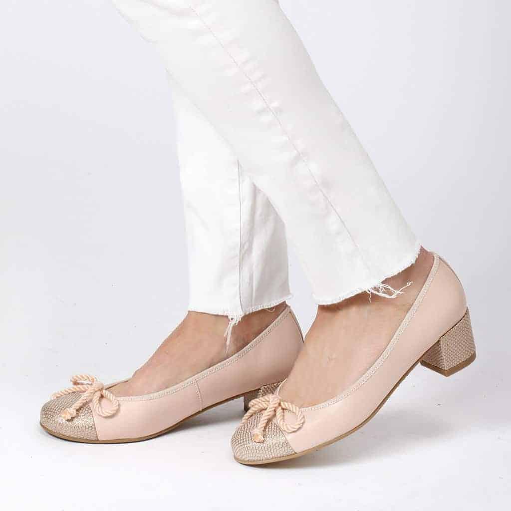 Sand Snake Heel ניוד זהב עקב נעלי עקב Heels