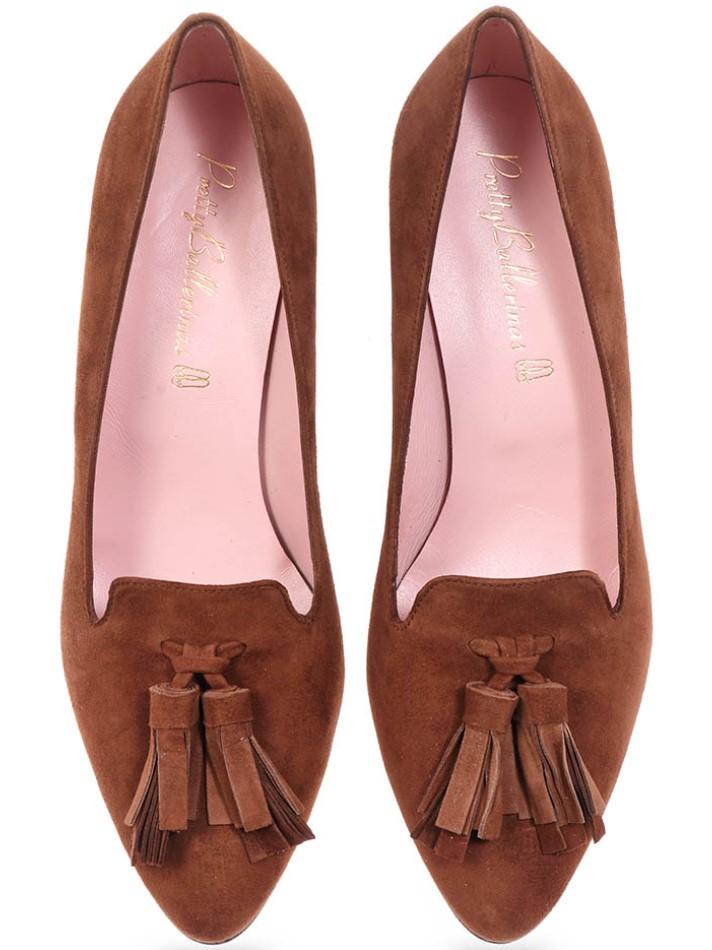 Nicole|חום|עקב|נעלי עקב|Heels
