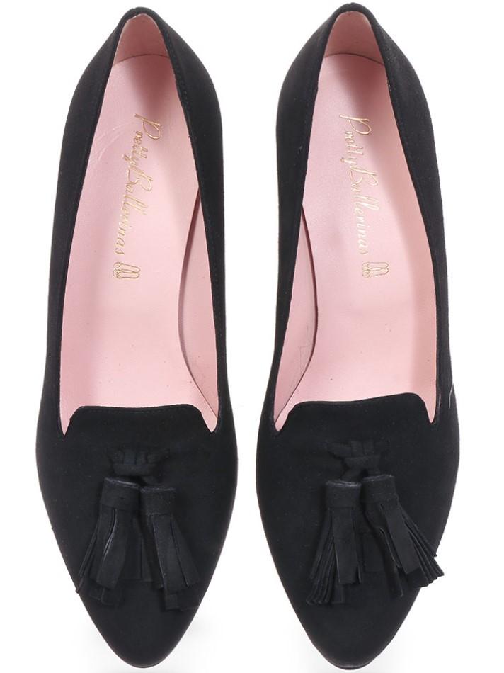Payton|שחור|עקב|נעלי עקב|Heels