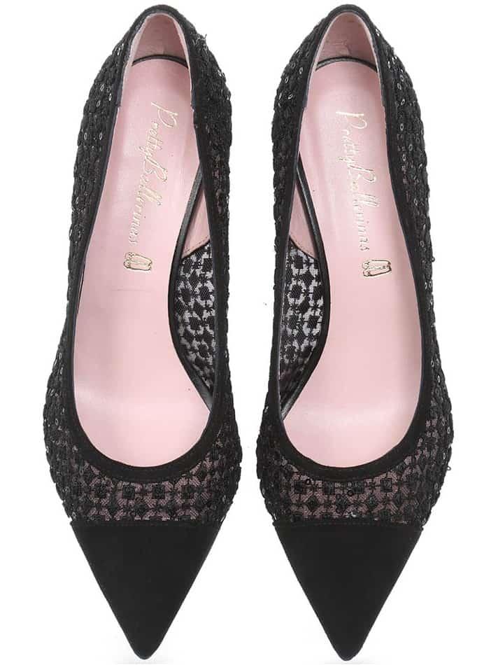 Place Negro Heel|שחור|עקב|נעלי עקב|Heels