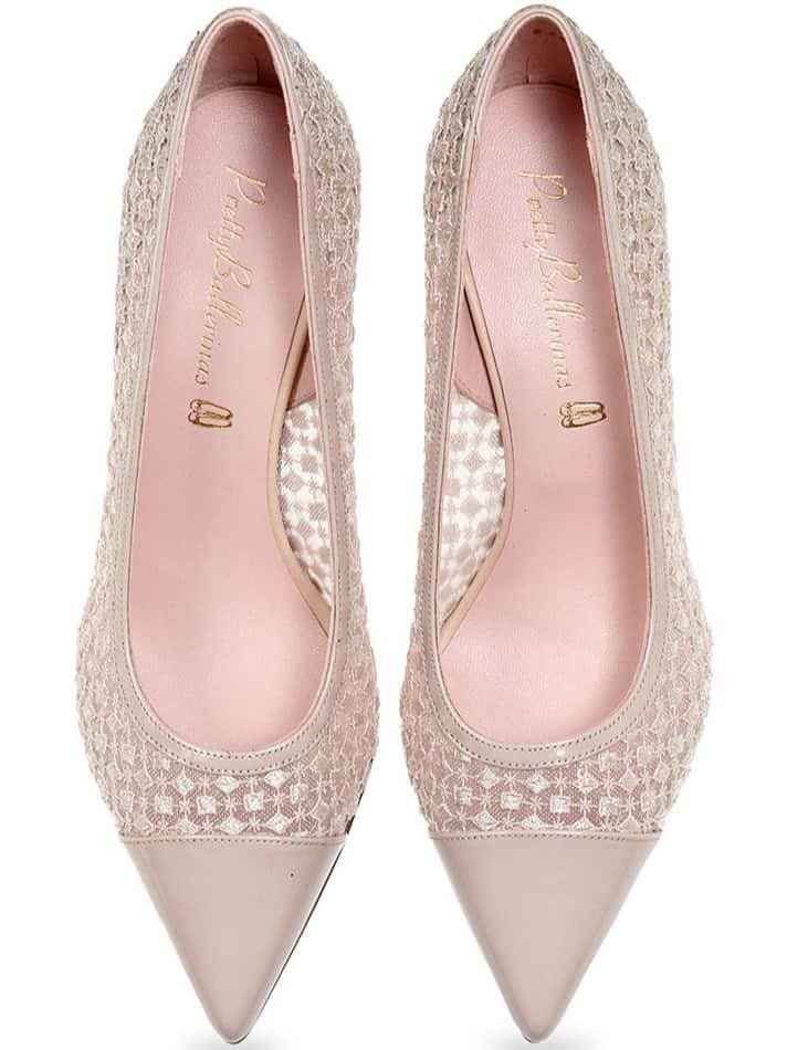 Place Rose Heel|ורוד|עקב|נעלי עקב|Heels