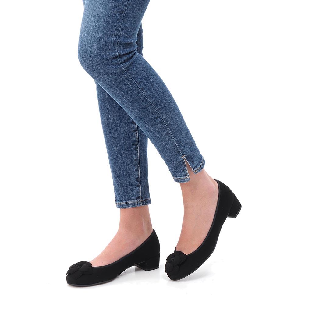 Alayna|שחור|עקב|נעלי עקב|Heels
