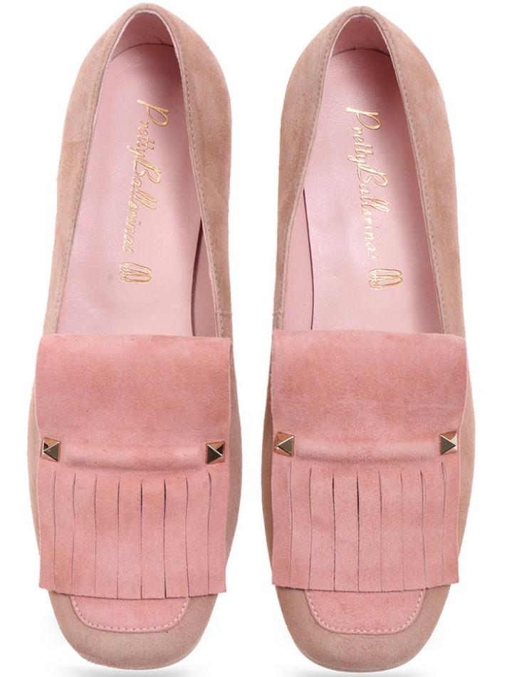 Sarahqo|חום|ורוד|עקב|נעלי עקב|Heels