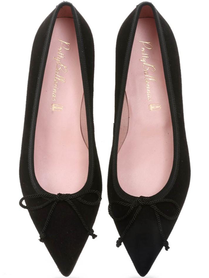 Bouvardia|שחור|עקב|נעלי עקב|Heels