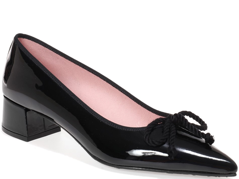 Carmen|שחור|עקב|נעלי עקב|Heels