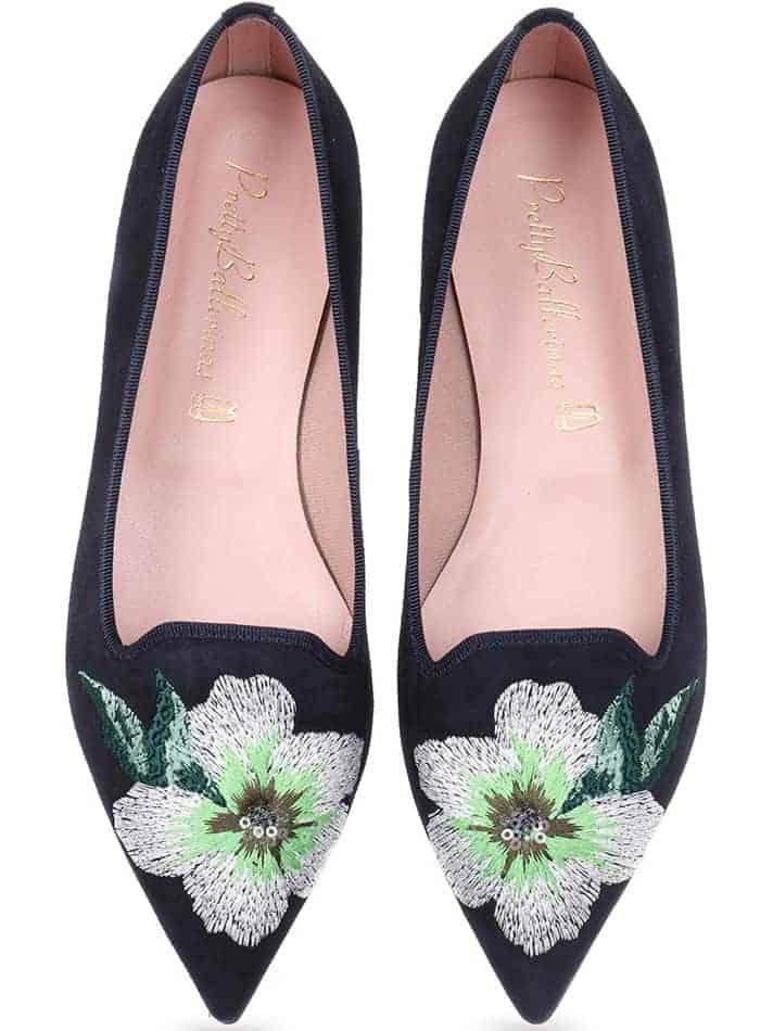 Think Bloom|כחול|עקב|נעלי עקב|Heels