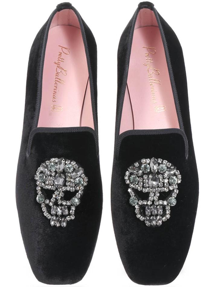 Nayeli|שחור|נעלי בובה|נעלי בלרינה|נעליים שטוחות|נעליים נוחות|ballerinas