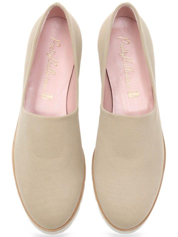 Nitry ניוד נעלי בובה נעלי בלרינה נעליים שטוחות נעלי פלטפורמה ballerinas
