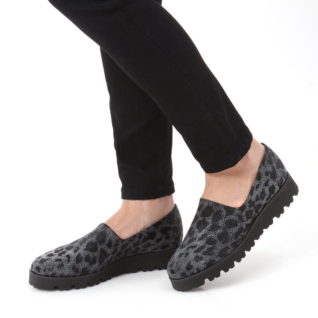 Tigris|שחור|אפור|נעל|נעליים|shoes