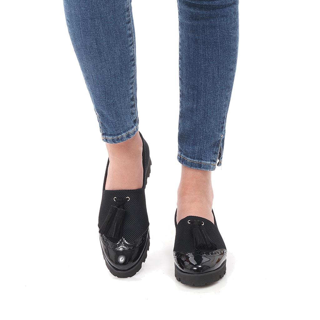 Eloise|שחור|נעל|נעליים|shoes