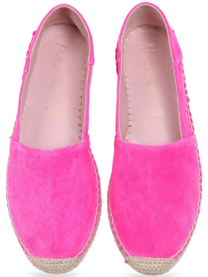Shylade|ורוד|אספדריל|נעליים|נעליים שטוחות|shoes|espadrille